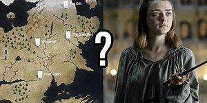 Тест: Если наберете 8 правильных ответов в сложном тесте по карте Вестероса, то вы, пожалуй, лучший кандидат на Железный трон