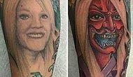 Это хардкор, детка! 15 новых тату вдохновленных неудавшимися романами