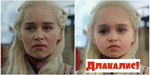 """Игра малышей: Как бы выглядели персонажи сериала """"Игра престолов"""", будь они детьми?"""