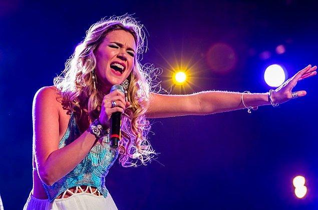 4. Grammy ödüllü şarkıcı ve söz yazarı Joss Stone, 11 Temmuz'da Volkswagen Arena'da sizlerle...