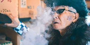 Фэшн из май профэшн: 84-летний японский дед научит вас, как быть на хайпе (15 фото)