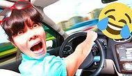 По итогам теста вы узнаете, можно ли вас пускать за руль или вы как обезьяна с гранатой