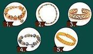 Тест: Выберите браслет, чтобы узнать себя немного больше