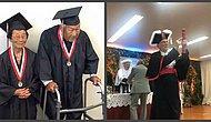 Когда возраст не помеха: Студенты-пенсионеры, которые не побоялись окончить колледж в преклонном возрасте