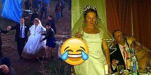 20 угарных фото, которые у любого человека отобьют желание играть свадьбу