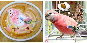 Чашечка кофе из рук японского художника украсит самый пасмурный день