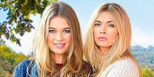 Сестры? Ровесницы? Голосуем, кто круче выглядит: дочки или матери?