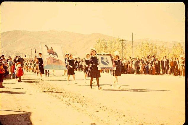 14. 23 Nisan kutlamaları, Muş, 1966.