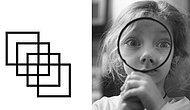 """Тест """"Сколько квадратов на рисунке?"""", который пройдут только люди, обладающие уникальным мышлением"""
