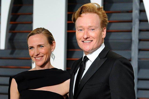 6. Conan O'Brien