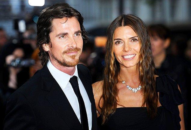 12. Christian Bale