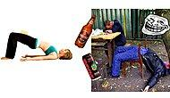 Алко-ЗОЖ: Совмещает приятное с полезным. Топ 10 асан из йоги, которые осилит даже новичок