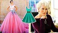 Тест: Создайте себе шикарное вечернее платье, а мы постараемся угадать ваш возраст и рост