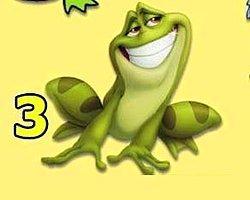 Лягушонок №3