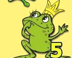 Лягушонок №5