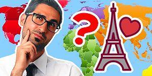 Тест: Даже не говорите, что у вас была «5» по географии, если не найдете 11 из 14 городов на карте!