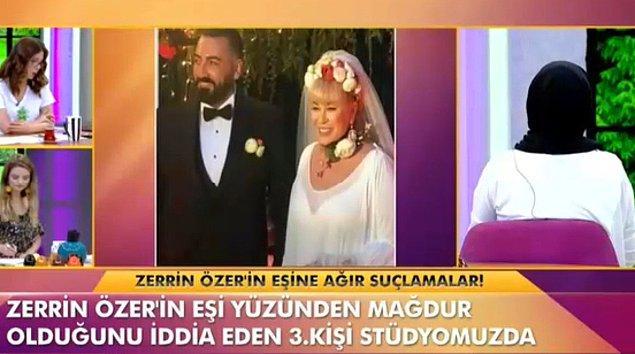 Murat Akıncı tarafından dolandırıldığını iddia eden bir diğer kadın da canlı yayına katıldı...