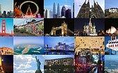Тест: Расскажите о своих привычках в путешествиях, а мы поведаем, какой город мира вам подходит?