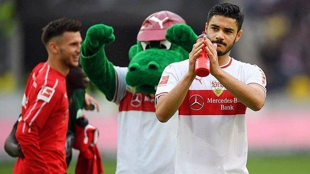 17. Ozan Kabak / Stuttgart ➡️ Milan, Porto, Manchester United, Schalke 04, Bayern Münih