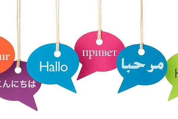 Угадаем, какой иностранный язык вы знаете, на основе цветового теста