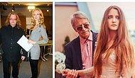 Неравный брак: Звездные семьи, в которых жены намного младше мужей