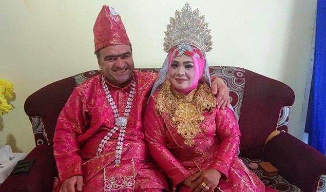 Mawati'ye aşık olan Kara, geçen ay uçakla, Endonezya'ya gitti.