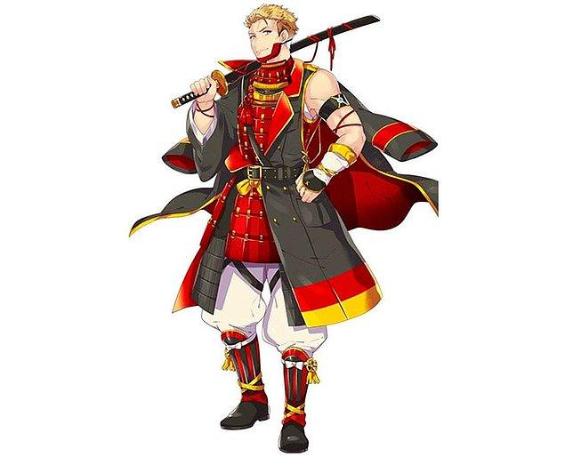 Брутальная Россия и традиционная Испания: Страны мира в образах персонажей аниме, созданные для Олимпиады 2020