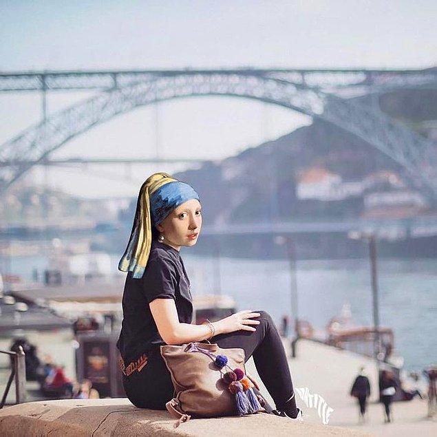 Крутые и модные художественные персонажи от португальского иллюстратора, которые не оставят никого равнодушным