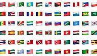 Сложный тест на знание мировых флагов: Попробуете пройти его на все 10/10?