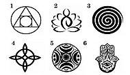 Тест: Выберите символ, чтобы получить сообщение, которое поможет вам изменить свою жизнь к лучшему