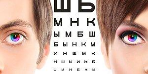 Визуальный тест: Угадаем, какой у вас цвет глаз, по вашему зрению