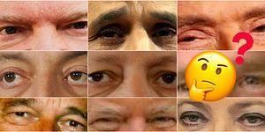 Тест: Угадайте политика по глазам