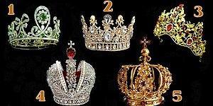 Тест: Выберите корону, чтобы узнать, что она значит для вашего будущего