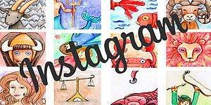 Расскажите, как вы используете Инстаграм, и узнайте самый подходящий для вас знак зодиака