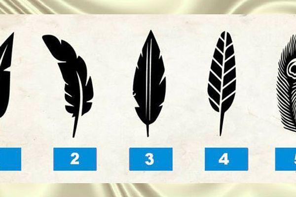 Тест: Вы - выбираете перо, мы - характеризуем вашу личность