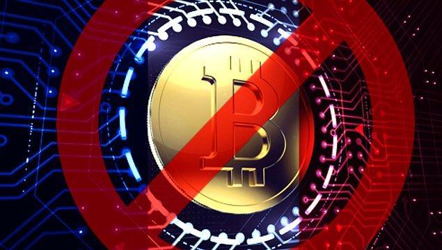 Bitcoin'in düşüşündeki en önemli neden, ülkelerin kripto paraların kullanımına ve ticaretine uyguladığı regülasyonlardı. Sanal paraların geleceği soru işareti olmaya başlamıştı.