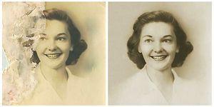 Невозможное возможно: 10 примеров того, как не подлежащие восстановлению фотографии были отреставрированы