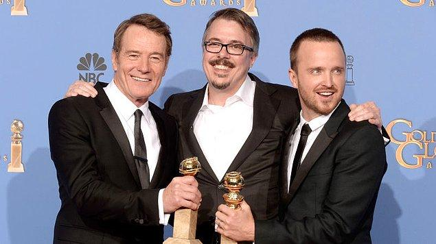 Dizinin senaristliğini üstlenen Vince Gilligan, filmin hem senaryosunu yazacak hem de yönetmeni olacak.