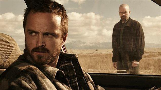 Breaking Bad AMC'de 5 sezon boyunca yayınlanmış ve 2013 yılında ekranlara veda etmişti.