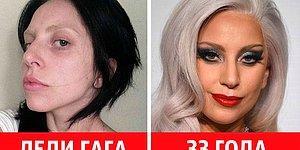 Голливудские звезды без макияжа: 40 фото, при просмотре которых главное — не испугаться