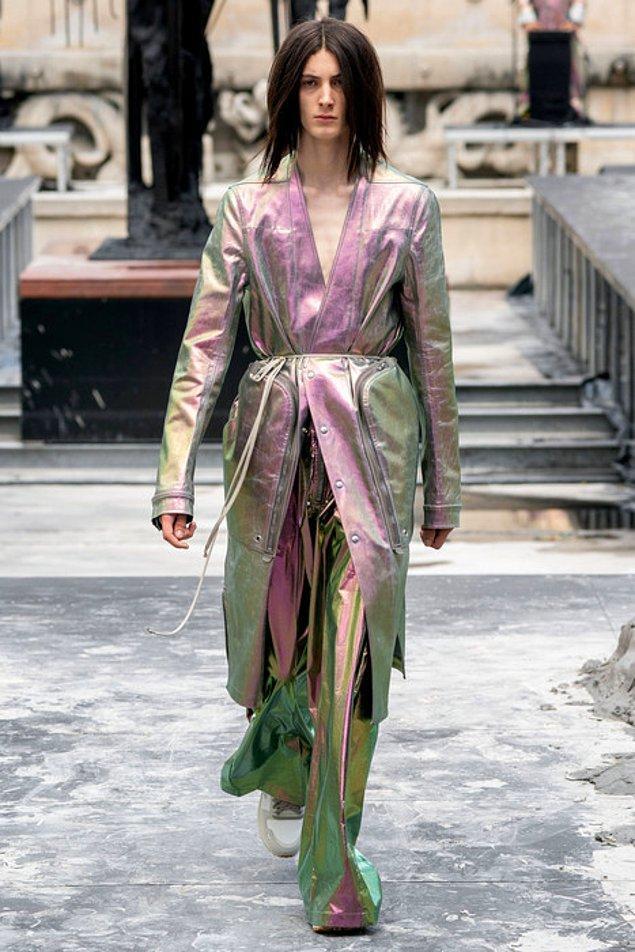 Встречайте мужские тренды весна-лето 2020 с парижской недели высокой моды: Платья, униформа, блестящие ткани и бесподобный перфоманс