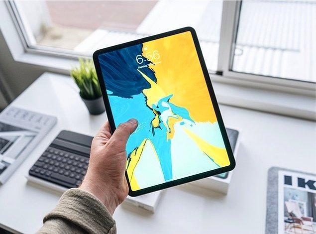 10. iPad