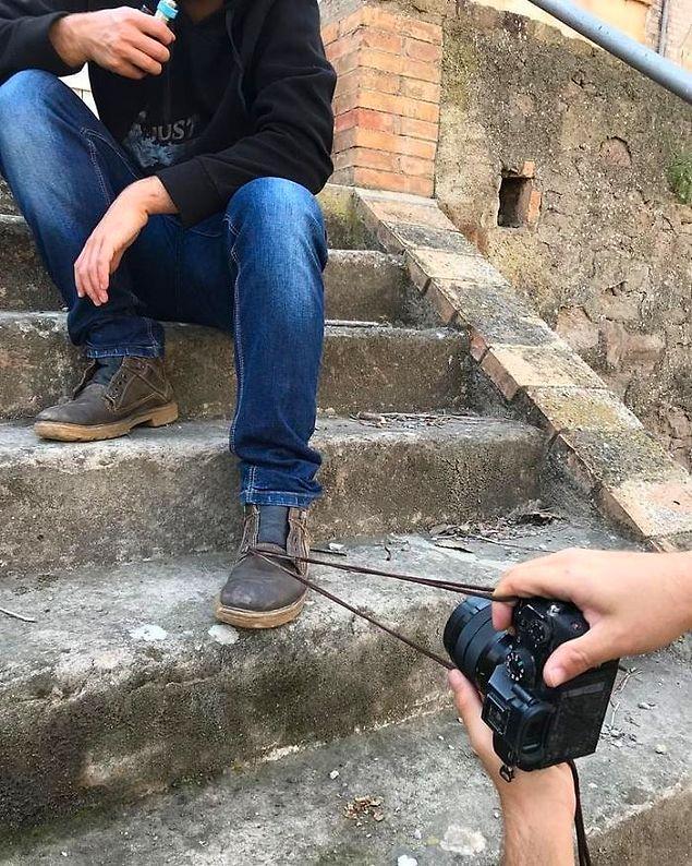 Все куда проще, чем кажется: Фотограф использует подручные средства и делает потрясающие снимки