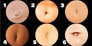 Тест: Что форма пупка расскажет о вас как о личности?