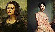 29 классических картин, персонажами которых являются современные звезды