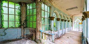 Право на отдых, которого больше нет: 20 фото заброшенных советских санаториев