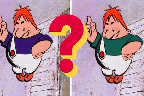 Тест: Были ли вы внимательны, когда смотрели советские мультфильмы, или не наберете и 9/12?