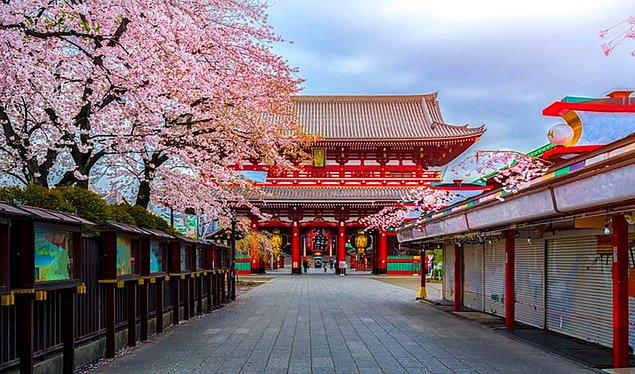 Japonya!