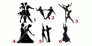 Тест: Выбрав танцующих людей вы узнаете, какие отношения вам нужны