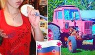 20 примеров беспощадного русского гламура, после которых хочется закричать: «Глаза! Мои глаза!»